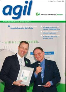 agil Cover Ausgabe 3/2012