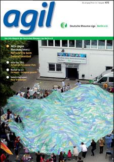 agil Cover Ausgabe 4/2012