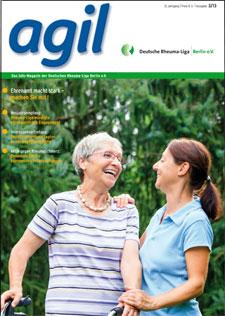 agil Cover Ausgabe 3/2013