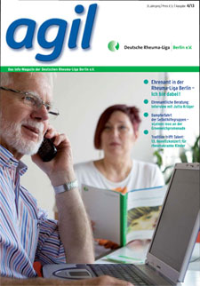 agil Cover Ausgabe 4/2013