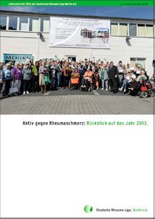 Titelbild Jahresbericht