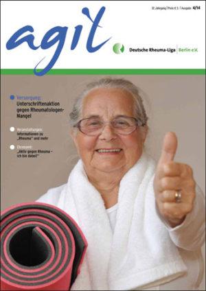 Titelseite agil Ausgabe 4.2014