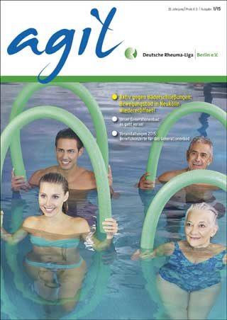 Cover der agil Ausgabe 1/2015