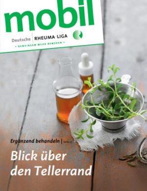 Titelseite der mobil, Ausgabe 4/2015