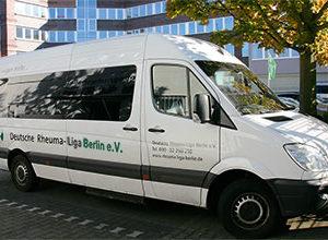 der Rheuma-Liga Bus
