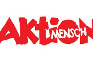 Das Logo von der Aktion Mensch
