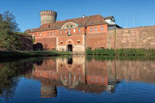 Die Zitadelle in Spandau