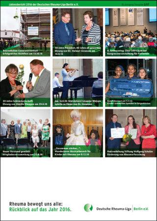 Cover vom Jahresbericht Ausgabe 2/2017