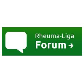 Logo vom Rheuma-Liga Forum