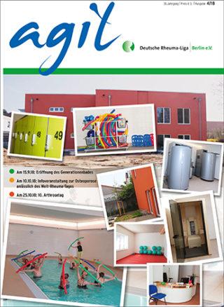 Cover der agil 04.2018