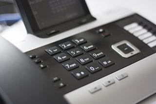 Abbildung eines Telefons