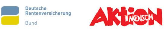 Logo der DRV und Aktion Mensch