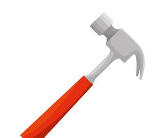 Icon eines Hammers