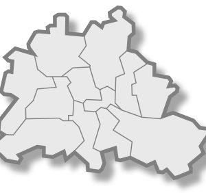 Berlinkarte