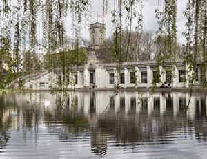 Rudolph-Wilde-Park Rathaus Schöneberg