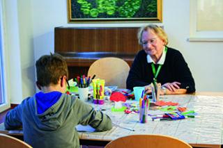 Kurse für Kinder mit rheumatischer Erkrankung