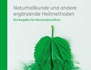 Broschüre der Rheuma-Liga
